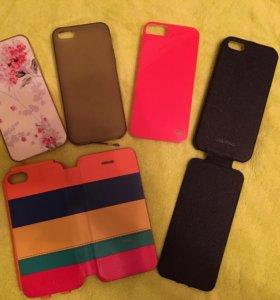 Чехлы для iPhone 5 5s и т.п.