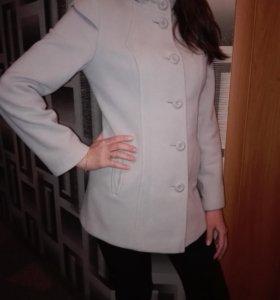 Пальто, натуральная шерсть