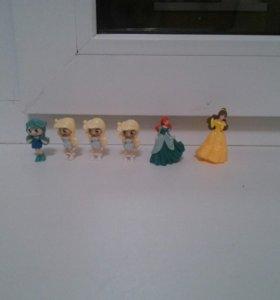 Игрушки для девчонок