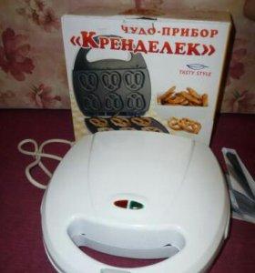 Прибор для приготовления крендельков
