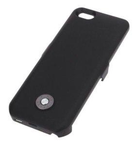 Чехол-зарядка на IPhone 5-5s