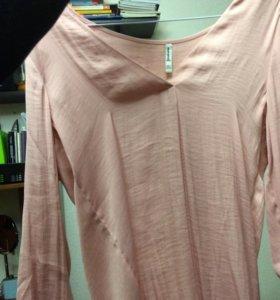 Блуза страдивариус