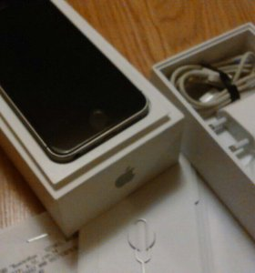 iPhone 5s (Полный Комплект)