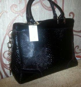 Новая сумка (лак)