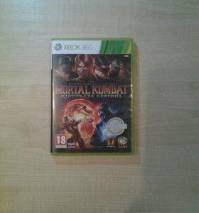 Mortal Kombat Komplete Edition на XBOX 360
