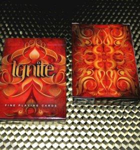 """Карты игральные """"Ignite"""""""
