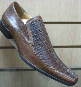 Туфли натуралки