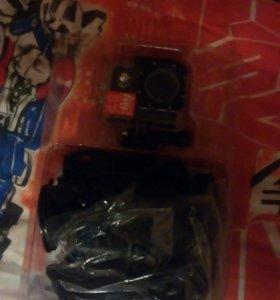 Портативная экшн-камера (продам или обменяю)