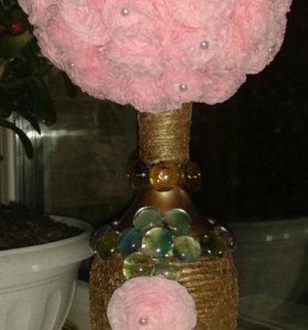 Подарок ручной работы. Розы