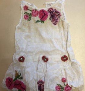 Платье по-во Италия 2 года