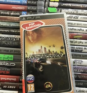 Need for Speed (NFS) Undercover PSP