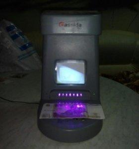 Cassida детектор купюр