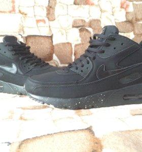 Кроссовки Nike 90 зимние