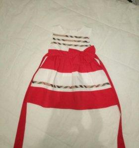 Платье барберри
