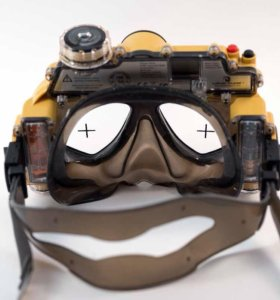 Подводная маска с камерой Explorer Series 8.0Mp