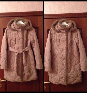 Полупальто, куртка Clasna