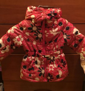 Куртка весна 86-92 размер