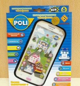 Телефон интерактивный арт.JD-0883P2