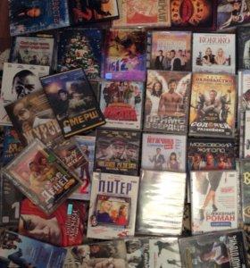 100шт. DVD (3фото)