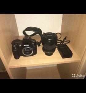 Nikon D90 AF-S nikkor 18-105mm
