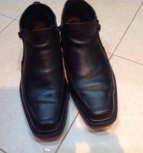 Обувь мужская демисезонная размер42.
