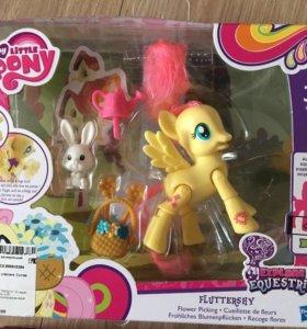 Пони с артикуляцией My little pony