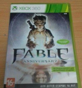Игра на xbox360 Fable
