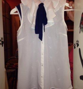 Новая блуза (40-42).
