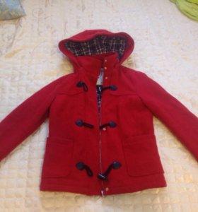 Пальто-куртка S,M