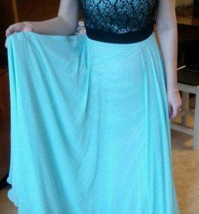 Платье вчернее/выпускное