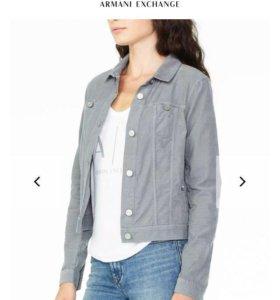 Armani куртка летняя