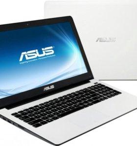 """Ноутбук Asus 15.6"""" белый. Офисная красотка"""