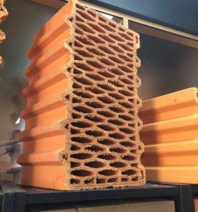 Керамический поризованный блок 510*219*250