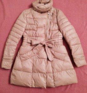 Полупальто- длинная куртка новая