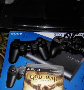 Игровая приставка Soni PlayStation 3