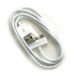 Кабель USB для iphone 4,ipad