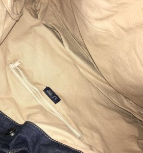 Сумка джинсовая Armani Jeans