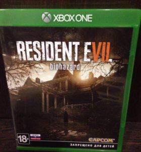 Resident Evil Biohazard Xbox One (б/у)