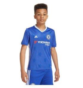 Детская футбольная форма F.C.Chelsea 2016/2017 .