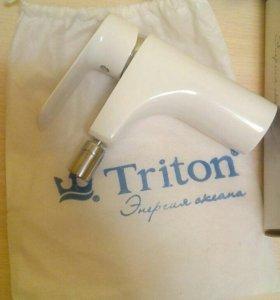 Новый смеситель Triton