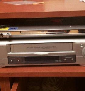 DVD- плеер Samsung P465KD