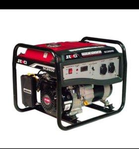 Продам бензиновый генератор Senci SC2500