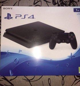 PS4 slim 1tb(1000gb)