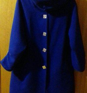 Двустронний шарф-снуд