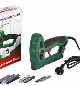 Степлер электрический Hammer HPE 10