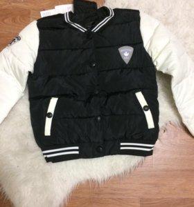 Куртки бомберы