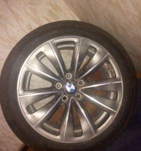 Колеса на BMW E60 R18