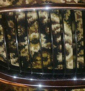 Решётки радиатора на BMW E60-61