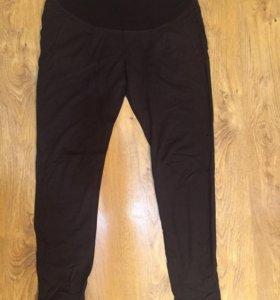 Трикотажные брюки для беременных Mam's