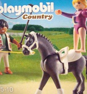 Конструктор Playmobil 5229 наездница